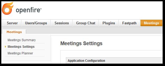 openfire-meeting-plugin